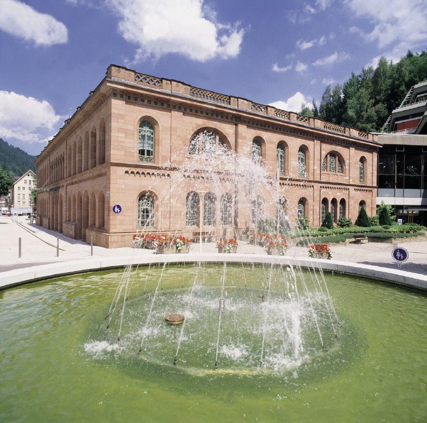 Palais thermal bad wildbad erfahrungen